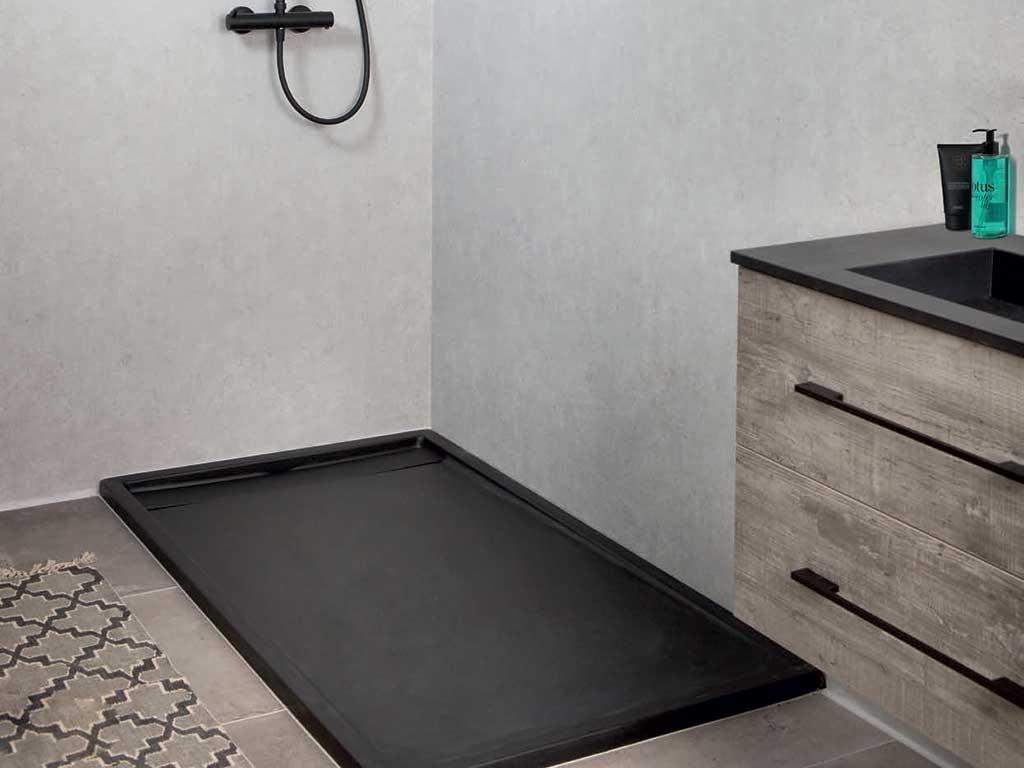 Bad naar douche - Douchevloeren