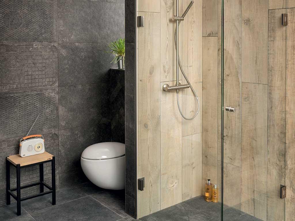 Bad naar douche - Maatwerk douchewanden